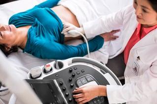 Philips Affiniti Ultrasound abdominal