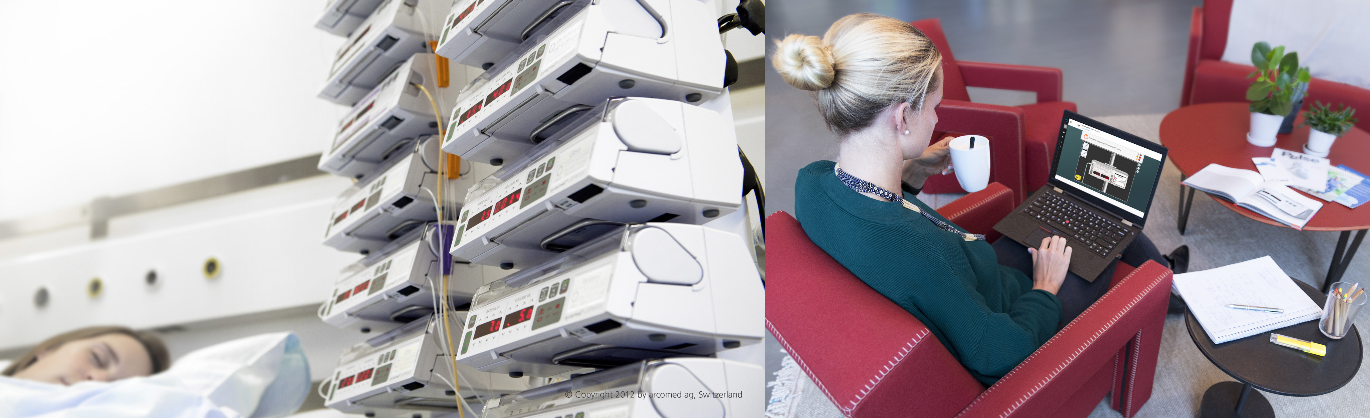 QRS and LeQuest - Long-term partners of the 'Noordwest' Hospital Group for infusion pumps and e-trainings